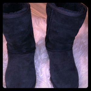 UGG Boots Size 10 ( Blue)